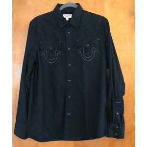 Men True Religion shirt